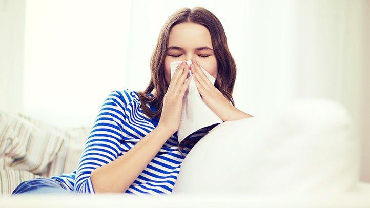 جلوگیری از آلرژی