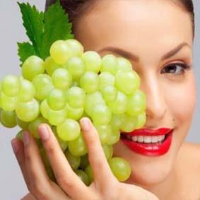 فواید انگور برای پوست، مو و سلامتی