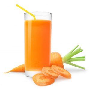 همه چیز درباره خواص و مزایای شگفت انگیز  آب هویج